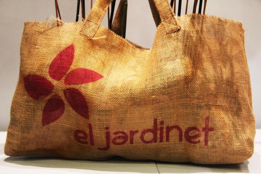 Detall bossa El Jardinet
